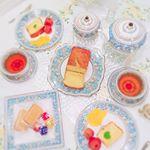 自宅でお友達とティータイム☕️♡カラダに優しいオーガニック発酵緑茶がスイーツにもあって喜んでもらえた( ¨̮ )🎶ココロもカラダもリラックス🌸#国産オーガニック発酵緑茶 #腸活 #おうちカフェ #…のInstagram画像