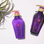 ***・@loveandpeace_ep さんの『ラブ&ピース フレグランス シャンプー/コンディショナー』をお試しさせていただきました✨・・かわいいボトルの #ノンシリコンシ…のInstagram画像