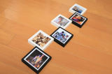 写真を自由に飾れるスクエア型ドッキングフォトフレーム「Fotobit」レビューの画像(15枚目)