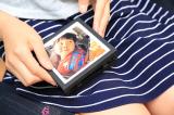 写真を自由に飾れるスクエア型ドッキングフォトフレーム「Fotobit」レビューの画像(12枚目)