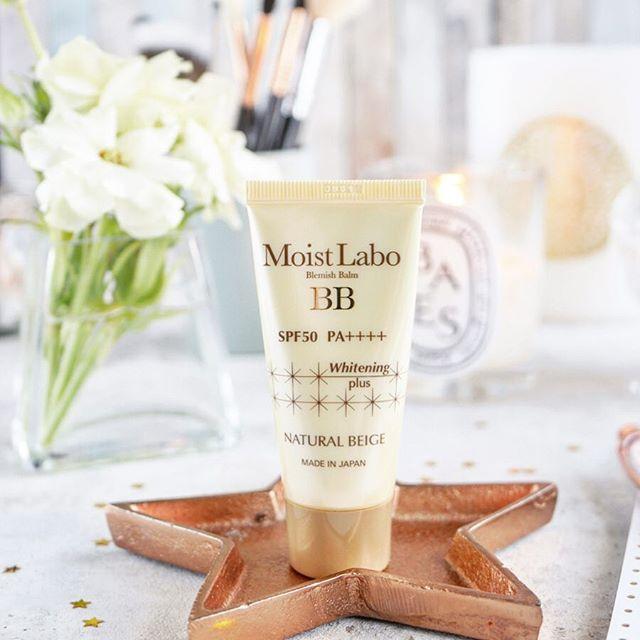 口コミ投稿:Moist Labo BB Cream Whitening Plus / Natural Beige33g  1,296yen✄ ------------…