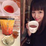 ❤️毎朝スッキリ✨『#美爽煌茶 🍵』❤️専属茶師が腕によりをかけてブレンドされた#アップルティー 味の#tea ☕︎☺️仕事で不規則になったり、連休お出かけして食生活が乱れるとお通じが気に…のInstagram画像