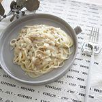 ***1人ご飯。@pietro_19801209 ピエトロのパスタソースで簡単パスタ。具材の大きさにびっくり。・・・#ピエトロ #洋麺屋ピエトロ #ピエトロパスタソース #…のInstagram画像