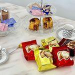 ..『冷やして食べるクリームパン』で有名な株式会社八天堂さま@hattendo_official  さまの #シンガポールマフィンをお試しさせていただきました✳︎..冷…のInstagram画像