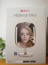 魔法の鏡☆☆スマートミラー HiMirror Mini 肌分析の画像(1枚目)