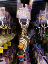 「【USJ】SING ON TOURキーホルダー☆」の画像(4枚目)