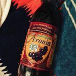 最近お気に入りのアロニア!渋い味のイメージだったけど、このアロニアジュースは渋くない!後味は一瞬渋いけど甘い!濃いブドウジュースってかんじ。毎日食べてるヨーグルトにかけたらいつもと違って美味し…のInstagram画像
