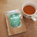 【 #beauty 💄】『Tiger Rooibos』オーガニック認証を取得した最高級グレードの茶葉を100%使用したルイボスティー❤️・温活にいいと聞いてからルイボスティーは毎日…のInstagram画像