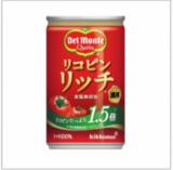 デルモンテ365プロジェクト リコピンリッチトマト飲料 トマトジュース飲んでもっと健康になりたいの画像(1枚目)