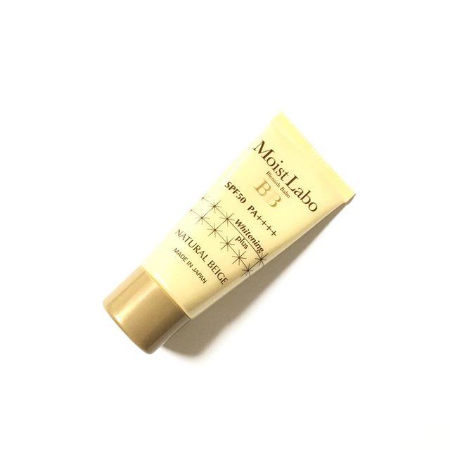 口コミ投稿:モイストラボ薬用美白BBクリームを使ってみました。SPF50 PA++++の高い紫外線防止効…
