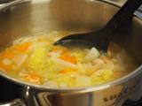 【金華火腿スープの素】広東風の本格的な中華スープ!野菜をたっぷり美味しく食べられるスープを簡単に作成♪の画像(7枚目)