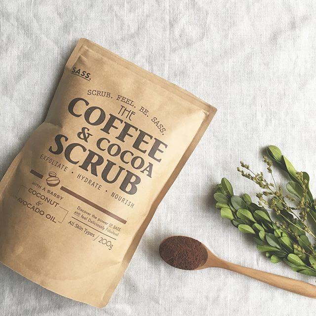口コミ投稿:*◎ SASS.◎❤︎コーヒー&ココア スクラブ*コーヒーの香りに包まれるスクラブ!コーヒ…