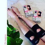 連投🙏・・膝サポーター巻くのがとても簡単♡動画ににしてみました🎦@magico.store @magicoyaesu ・・こちらのサポーターはマジックテープでひざに巻く…のInstagram画像