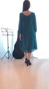 Naight1(ナイトワン)七分袖シフォンプチプラドレスワンピースBIKAの口コミレビューの画像(4枚目)
