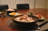 「暖かい日はさっぱりメニューでお夕飯♡」の画像(1枚目)