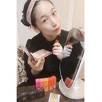 Korean cosmetics CELEFIT using HiMirrorMini(^-^)vThe snack is umeboshi GODAIAN(^人^)I hope everyo…のInstagram画像