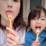 子供と一緒に口内ケアの画像(5枚目)