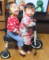 「三輪車デビューのその後」の画像(12枚目)