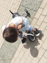 「三輪車デビューのその後」の画像(5枚目)