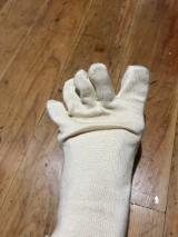 シルクを綿で守る5本指靴下の画像(6枚目)