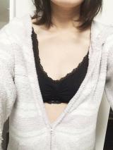 楽チンな前ホックナイトブラ☆彡の画像(3枚目)