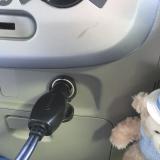 便利な車用のインバーター♪の画像(4枚目)