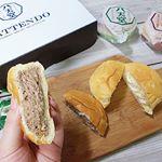 株式会社八天堂のプレミアムフローズンくりーむパンのキャンペーンに参加しました°˖✧◝(⁰▿⁰)◜✧˖° 今回モニターした商品は、プレミアムフローズンくりーむパン詰め合わせ6個セットです🍞🍞🍞🍞…のInstagram画像