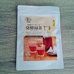 国産オーガニック 発酵緑茶発酵の力でダイエットサポートをしてくれるお茶です🍀国産有機栽培茶葉を使用し黒麹菌で発酵されています❤️ 腸内環境を整えアレルギー緩和も期待できます☺️ ダイエ…のInstagram画像