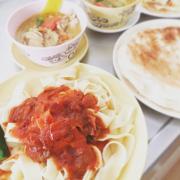 「トマトスパゲティ」パスタ好きさん集まれ~!オリジナルパスタレシピを募集。【1名さま】の投稿画像