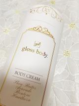 「gloss body./グロスボディ  ボディクリーム」の画像(1枚目)