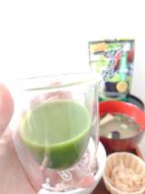 ♡玉露園♡この濃さがたまらない〜新茶の季節に抹茶味がおいしい『濃いグリーンティー』♡の画像(3枚目)