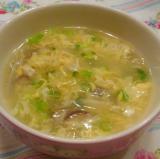 金華火腿スープを使って旬を味わうの画像(3枚目)
