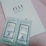【ELLEsalon/ELLEsalon SHAMPOO・TREATMENT】〈シャンプー〉輝くツヤとシルクのような手触りのシャンプー。高級洗浄成分であるシルク由来界面活性剤をメインに、…のInstagram画像