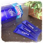 ః◌꙳✧ంః◌꙳✧ంః◌꙳✧ంఃCure(@cure_official)スペシャルパウダーソープキュア個別包装になっている、パウダー状の洗顔料♡この…のInstagram画像