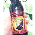 🔷有機アロニア100%果汁🔷中垣技術士事務所アロニアは日本ではまだあまり知られていないフルーツですが、東欧諸国ではその効能の高さからメディカルフルーツとして親しまれているそうです👏…のInstagram画像
