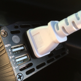 「車で家電を使いたい★BESTEKインバーター★」の画像(4枚目)