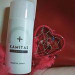 KAMITAS育毛剤とんがりノズルで薄毛が気になる箇所に直接塗布できるベタつかなき、さらさらジェルタイプ✨話題の成分❤センプリエキス、グリチルリチン酸ジカリウム、ゲ…のInstagram画像