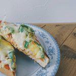 今日の#ランチ は「#ツナピザトースト 」モンマルシェ様から、新元号を記念して#新元号令和限定ラベルセット の#オーシャンプリンセスホワイトツナ が発売!#数量限定 だそうで、記念…のInstagram画像