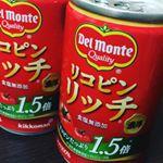 #デルモンテ #リコピンリッチトマト飲料 #リコピン #monipla #delmonte365_fanのInstagram画像