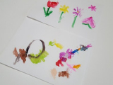 クレヨラ  水でおとせるキッズ絵の具 18色 ミニセットの画像(6枚目)