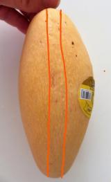 マンゴーの切り方の画像(2枚目)