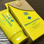 「BRISA MARINA UV クリーム」(ライトベージュ) アスリートプロUVクリーム肌と環境に優しく、ハワイでも使えるUVクリームを使ってみました。SPF50+ PA ++++☀️…のInstagram画像