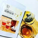 国産オーガニック 発酵緑茶・発酵の力でダイエット・国産有機栽培茶葉を使用し黒麹菌で発酵・腸内環境を整えアレルギー緩和も期待・体に優しい国産オーガニック・安心…のInstagram画像