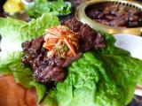 「【幸せランチ】網の上でお肉が大渋滞!!」の画像(8枚目)