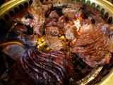 「【幸せランチ】網の上でお肉が大渋滞!!」の画像(4枚目)