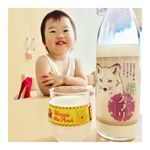 🥛(Swipe the screen‼︎).北の甘酒 スマリ🦊.北海道で栽培された金賞受賞米「おぼろづき」を使用した米麹甘酒✨無添加、無加糖、ノンアルコールなので、老若男女どなたで…のInstagram画像