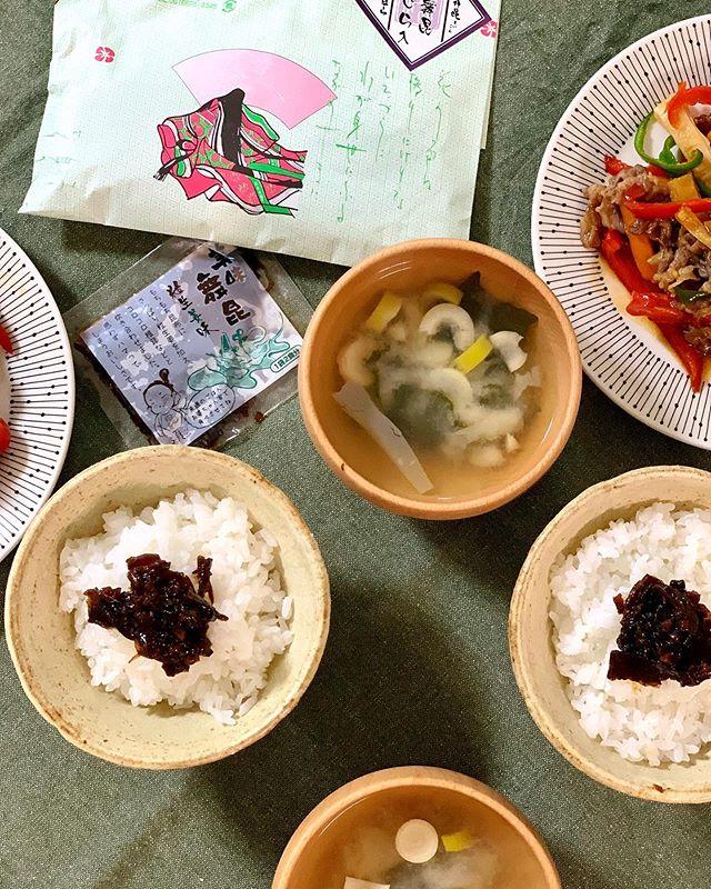 口コミ投稿:ご飯のお供にぴったりな、まかない舞昆をお試しさせていただきました。あ〜白米にめ…