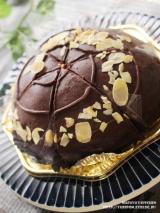 「ビオクラさんのマクロビオティックケーキ リッチガトーショコラ実食編。」の画像(2枚目)