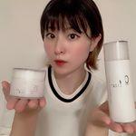 ..水谷雅子さんも愛用💕QUEEN'S BATHROOMスキンケアシリーズ🌟スウェットテクノロジーローション&ヒューマンインネイトオイルクリーム🌿✨.乾燥・たるみ・小じわ・くす…のInstagram画像