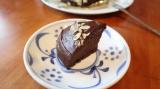 「マクロビオティックケーキ ビオクラさんの「リッチガトー・オ・ショコラ」」の画像(2枚目)